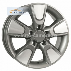 Диск Replay 6,5x17 5x114,3 ET45 D66,1 NS25 GMF (Nissan)