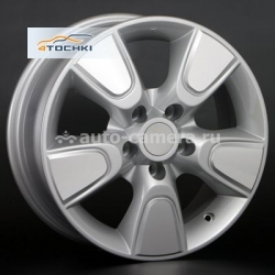 Диск Replay 6,5x17 5x114,3 ET45 D66,1 NS25 Sil (Nissan)