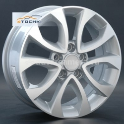 Диск Replay 6,5x17 5x114,3 ET45 D66,1 NS62 SF (Nissan)