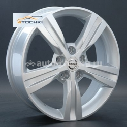 Диск Replay 6,5x17 5x114,3 ET45 D66,1 NS77 Sil (Nissan)