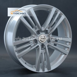 Диск Replay 6,5x18 5x114,3 ET40 D66,1 NS64 Sil (Nissan)