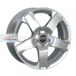Диск Replay 6x15 4x100 ET45 D56,6 GN35 Sil (Chevrolet)