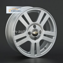 Диск Replay 6x15 4x100 ET49 D56,6 GN18 Sil (Chevrolet)