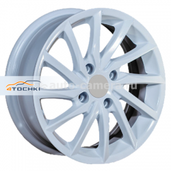 Диск Replay 6x15 4x108 ET27 D65,1 CI5 White (Citroen)