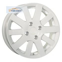 Диск Replay 6x15 4x108 ET27 D65,1 PG11 White (Peugeot)