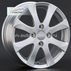 Диск Replay 6x15 4x108 ET52,5 D63,3 FD25 Sil (Ford)