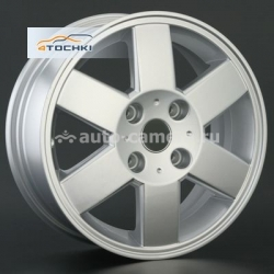 Диск Replay 6x15 4x114,3 ET44 D56,6 GN4 Sil (Chevrolet)