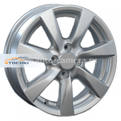 Диск Replay 6x15 4x114,3 ET44 D56,6 GN45 Sil (Chevrolet)