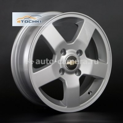 Диск Replay 6x15 4x114,3 ET45 D56,6 GN9 Sil (Chevrolet)