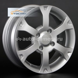Диск Replay 6x15 4x114,3 ET45 D66,1 NS28 Sil (Nissan)