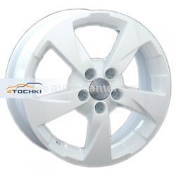 Диск Replay 6x15 5x100 ET48 D56,1 SB17 White (Subaru)