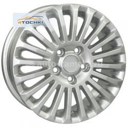 Диск Replay 6x15 5x108 ET52 D63,3 FD26 Sil (Ford)