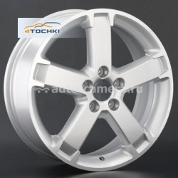 Диск Replay 6x15 5x108 ET52 D63,3 FD4 Sil (Ford)