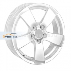 Диск Replay 6x15 5x112 ET47 D57,1 VV72 White (Volkswagen)