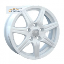 Диск Replay 6x15 5x114,3 ET45 D64,1 H11 White (Honda)
