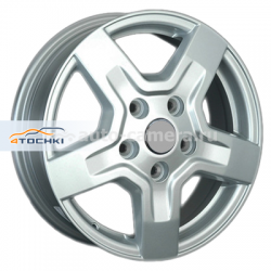Диск Replay 6x15 5x160 ET56 D65,1 FD72 Sil (Ford)