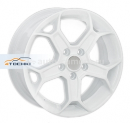 Диск Replay 7,5x17 5x108 ET55 D63,3 FD21 White (Ford)