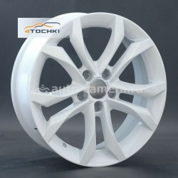 Диск Replay 7,5x17 5x112 ET28 D66,6 A35 White (Audi)