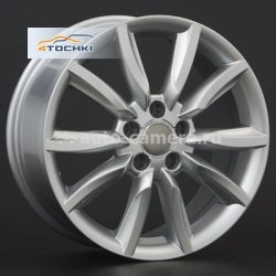 Диск Replay 7,5x17 5x112 ET45 D66,6 A28 Sil (Audi)