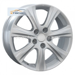 Диск Replay 7,5x17 5x114,3 ET45 D60,1 TY84 Sil (Toyota)