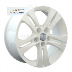 Диск Replay 7,5x17 5x114,3 ET55 D64,1 H26 White (Honda)