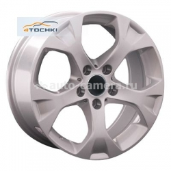 Диск Replay 7,5x17 5x120 ET34 D72,6 B104 Sil (BMW)