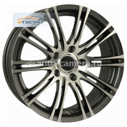 Диск Replay 7,5x17 5x120 ET34 D72,6 B91 GMF (BMW)