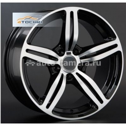 Диск Replay 7,5x17 5x120 ET43 D72,6 B58 MBF (BMW)