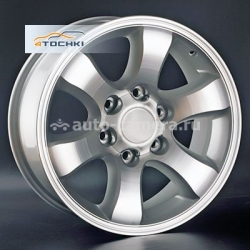 Диск Replay 7,5x17 6x139,7 ET30 D106,1 TY2 SF (Toyota)