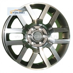 Диск Replay 7,5x18 5x114,3 ET50 D66,1 NS17 GMF (Nissan)