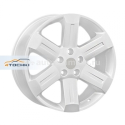 Диск Replay 7,5x18 5x114,3 ET50 D66,1 NS40 White (Nissan)