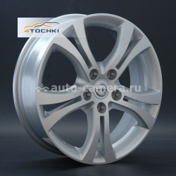 Диск Replay 7,5x18 5x114,3 ET50 D66,1 NS59 Sil (Nissan)
