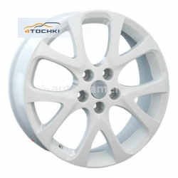 Диск Replay 7,5x18 5x114,3 ET50 D67,1 MZ28 White (Mazda)