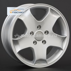 Диск Replay 7,5x18 5x130 ET43 D84 SNG3 Sil (Ssang Yong)