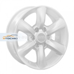 Диск Replay 7,5x18 6x139,7 ET25 D106,1 TY64 White (Toyota)