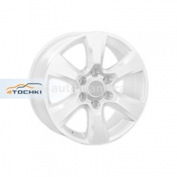Диск Replay 7,5x18 6x139,7 ET25 D106,1 TY68 White (Toyota)
