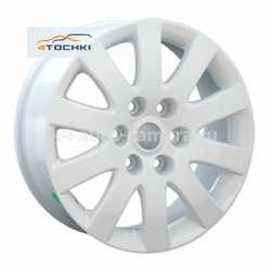 Диск Replay 7,5x18 6x139,7 ET46 D67,1 MI20 White (Mitsubishi)