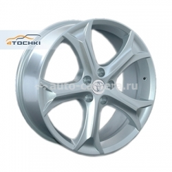 Диск Replay 7,5x19 5x114,3 ET35 D60,1 TY100 Sil (Toyota)