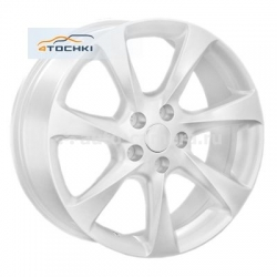 Диск Replay 7,5x19 5x114,3 ET35 D60,1 TY94 White (Toyota)