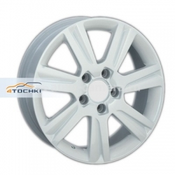 Диск Replay 7x16 5x112 ET45 D57,1 VV108 White (Volkswagen)