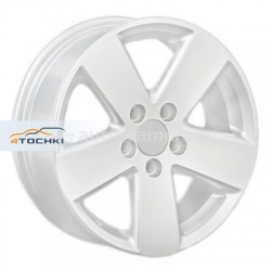 Диск Replay 7x16 5x112 ET45 D57,1 VV18 White (Volkswagen)