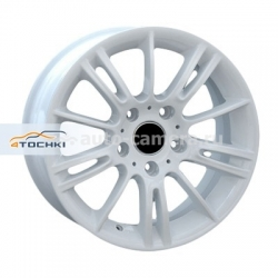 Диск Replay 7x16 5x120 ET34 D72,6 B65 White (BMW)