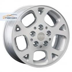 Диск Replay 7x16 5x127 ET50,8 D71,4 CR3 Sil (Chrysler)