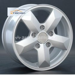 Диск Replay 7x16 5x130 ET43 D84,1 SNG7 Sil (Ssang Yong)