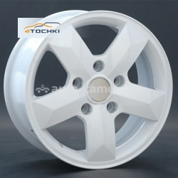 Диск Replay 7x16 5x130 ET43 D84,1 SNG7 White (Ssang Yong)