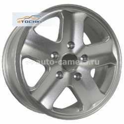 Диск Replay 7x16 5x130 ET43 D84,1 SNG8 Sil (Ssang Yong)