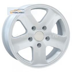 Диск Replay 7x16 5x130 ET43 D84,1 SNG8 White (Ssang Yong)