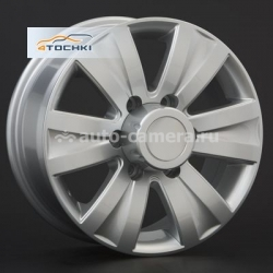 Диск Replay 7x16 6x139,7 ET43 D107 SNG1 Sil (Ssang Yong)