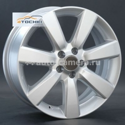 Диск Replay 7x17 4x114,3 ET49 D56,6 GN25 Sil (Chevrolet)