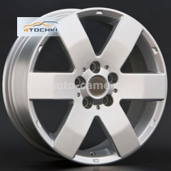 Диск Replay 7x17 5x105 ET42 D56,6 GN20 Sil (Chevrolet)